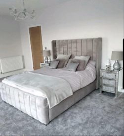 BEDS ☆BRAND NEW GIO WINGBACK BEDS   FREE DELIVERY ☆