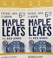 Leafs Low Aisle Golds 6-Game Package