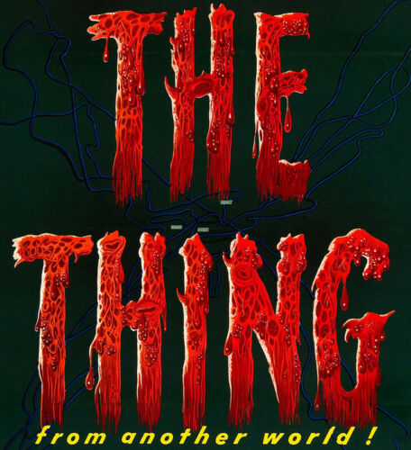 16mm THE THING FROM ANOTHER WORLD 1951 1200