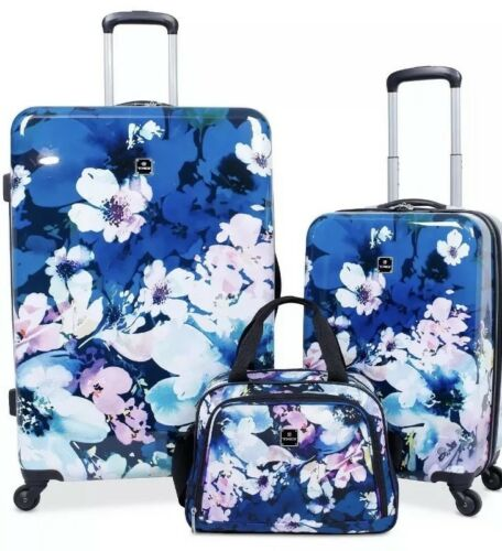 Tag Pop Art 3 Piece Hardside Spinner Luggage Set