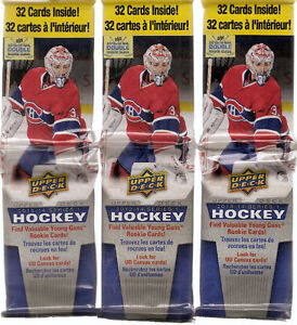 2013-14 Upper Deck 1 Hockey Fat Pack (32 cards)