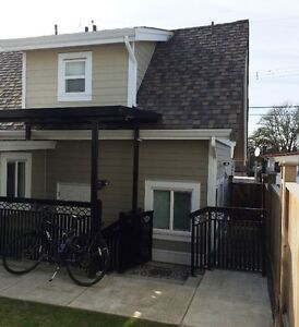 Laneway House for Rent in East Vancouver - Kensington Area