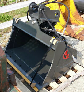 EXCAVATOR HYDRAULIC TILTING BUCKETS - ALL SIZES AVAILABLE