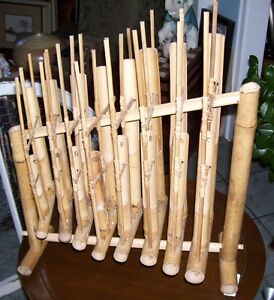 Bamboo Musical Instrument - great look