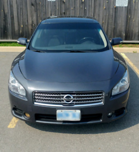 2009 Nissan Maxima SV Safetied, E Tested