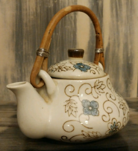 Japanese Hand Painted Teapot