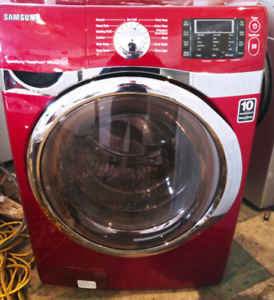 Samsung front load washer 3years old works great