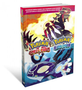 Pokemon Strategy Guide, OMEGA RUBY and ALPHA SAPPHIRE.