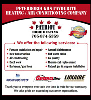 Patriot Home Heating