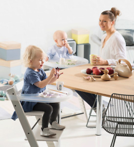 STOKKE - Playtray for food & play Tripp Trapp chaise haute