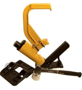 BOSTITCH MIIIFN CLEAT NAILER KIT. BRAND NEW BOXED $275.00
