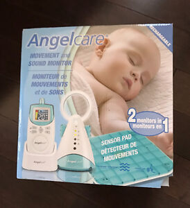 Angel care movement and sound