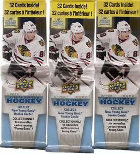 2013-14 UD   2 Hockey Fat Pack (32 cards)