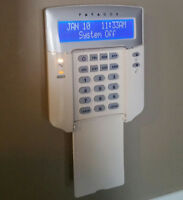 Commercial Alarm Systems & monitoring
