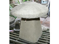 Staddle Stone - in two parts