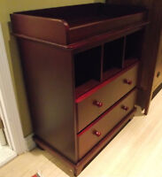 Table a langer - Baby changing table
