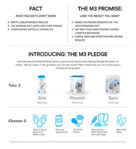 MODERE  - LOSE WEIGHT 3 EASY STEPS !!!