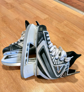 Boy CCM Skates size 4 - like new, only used for 1 class