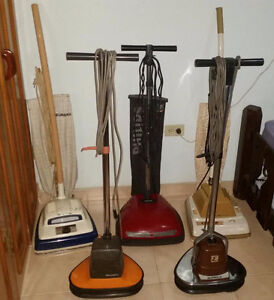 Wanted : vintage floor polisher