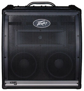 Peavey KB5 Keyboard / Bass Amplifier / PA System, Brand New