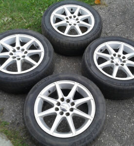 """15"""" Alloy rims, 4x100 or 4x114.3, only $35ea"""