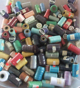 Assorted 100% Polyester Thread