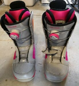 Snowboard Boots. Women's size 7.0.