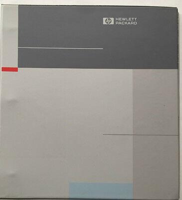 Hp 8562ab Spectrum Analyzer Installation Verification Manual Pn 08562-90071