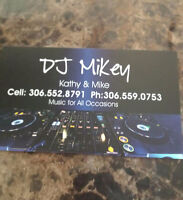 DJ Mikey is at your service