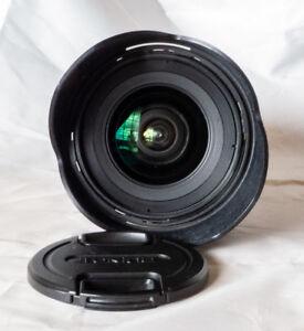 Tonika 10-16mm Lens