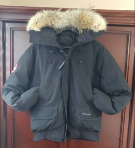 Men's Large Canada Goose Chilliwack Bomber !