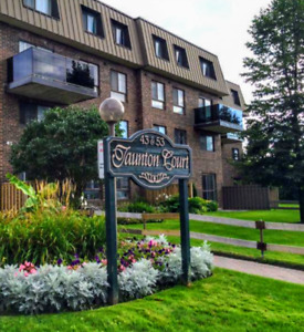 NORTH OSHAWA 2 Bedroom condo apartment