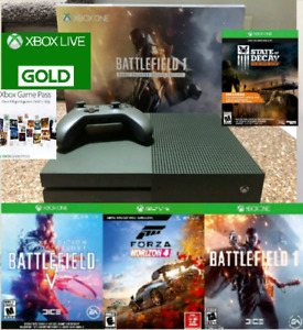Limited Edition XBOX One S 1TB bundle Trade for PS4 Slim 1TB