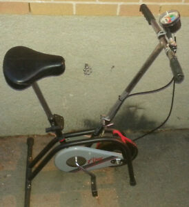 Old School Exercise Bike Excellent Condition WORKS