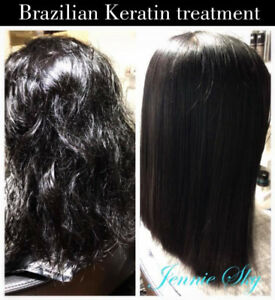 BRAZILIAN KERATIN TREATMENT / TRAITEMENT BRASILIEN À LA KÉRATINE