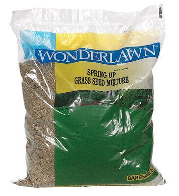 Barenbrug Wonderlawn Spring Up Tall Fescue Grass Seed 3 lb