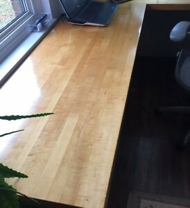 Solid Birch Table Top