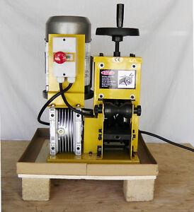 Copper Wire Stripper - Bluedog BWS-60 Wire Stripping Machine