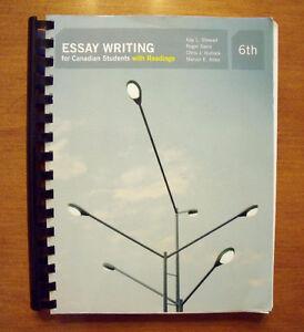 Essay Writing 6th edition book by Stewart,Davis,Bullock,Allen Edmonton Edmonton Area image 1