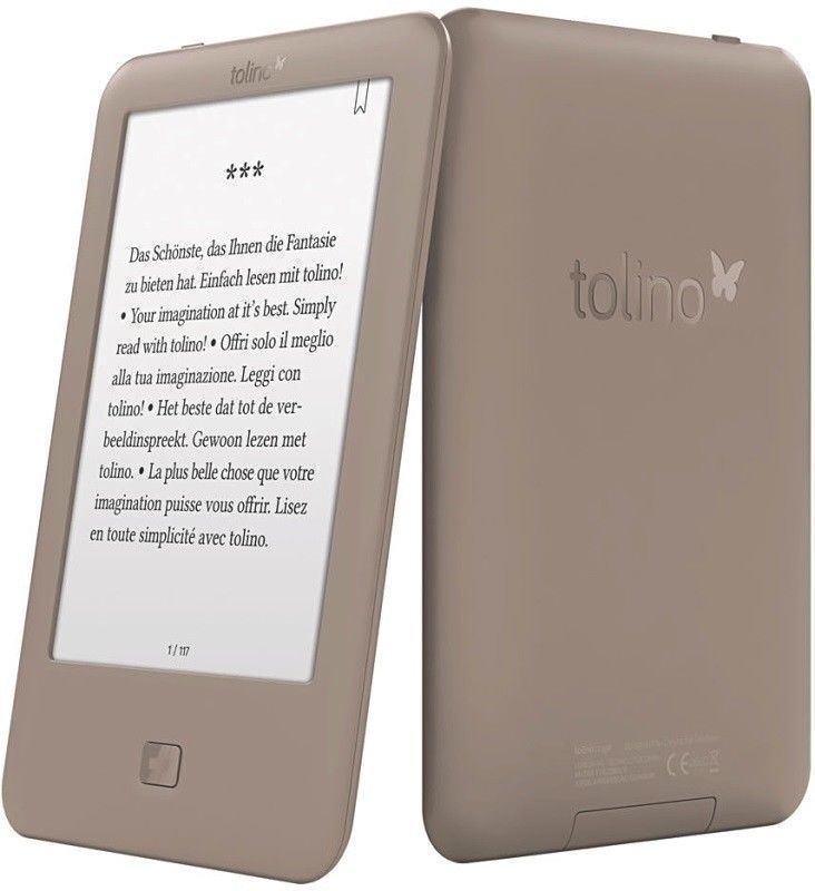 "Tolino Page eBook Reader 6"" Display 4 GB Speicher WLAN ???????? *NEU&OVP* ????????"