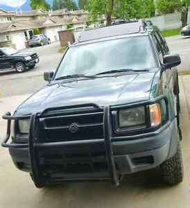 Parting out 2000 Nissan Xterra