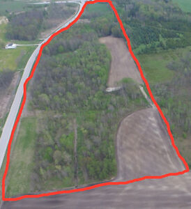 Vacant land for sale, close to Bruce Power