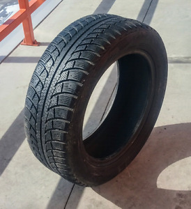 Single 205/55/16 Gislaved Nord Frost winter tire
