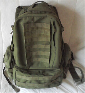 Condor 3 Day Assault Pack Backpack Olive Drab 3038 Cubic Inch