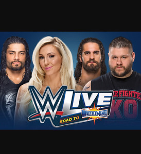 WWE ROAD TO WRESTLEMANIA