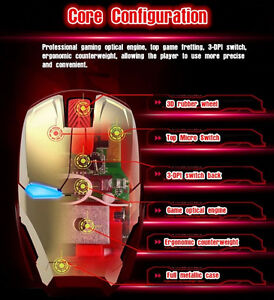 IRON MAN WIRELESS MOUSE BRAND NEW. LOW PRICE Belleville Belleville Area image 4