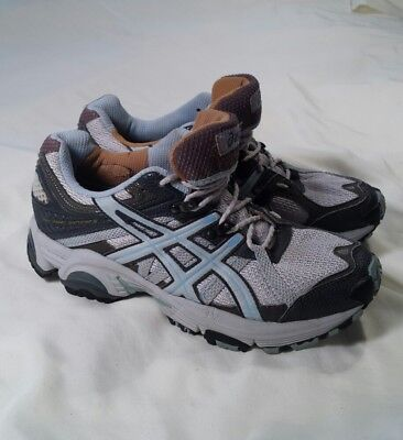Asics Gel Trail Sensor 2 Hiking Athletic Shoes Women's Size 6.5 (Gel Trail Sensor)