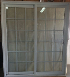 Porte patio 6'pied
