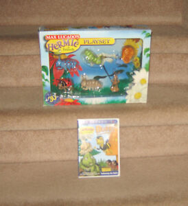 Max Lacudo's Hermie and Friends DVD and Bug Play Set