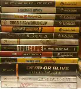 ***XBOX AND GAMECUBE GAMES***